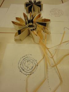 fiore 1 e calligrafia